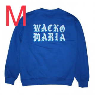 WACKO MARIA - ワコマリア 21SS CREW NECK SWEAT SHIRT