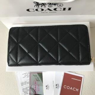 COACH - COACH 新品未使用 coach コーチ 長財布 F53637