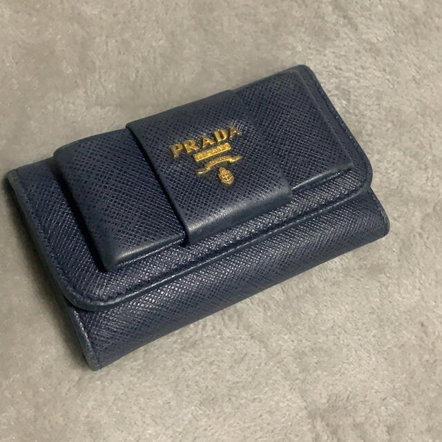 PRADA(プラダ)の[PRADA]コインケース レディースのファッション小物(キーケース)の商品写真