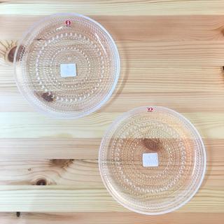 イッタラ(iittala)の【新品】イッタラ カステヘルミ プレート17cm 2枚セット(食器)
