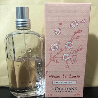 L'OCCITANE - [ロクシタン]チェリーブロッサム オードトワレ75ml