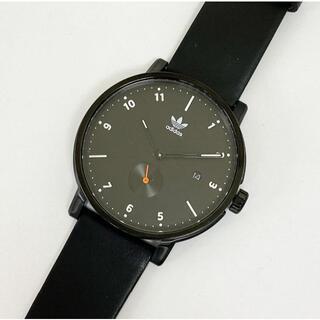 adidas - ADIDAS アディダス 腕時計 新品未使用  長期保管品 箱付き ブラック