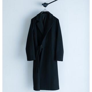 STUDIOUS - 【20AW最新】 Lui's ハイクオリティタイロッケンコート BLACK