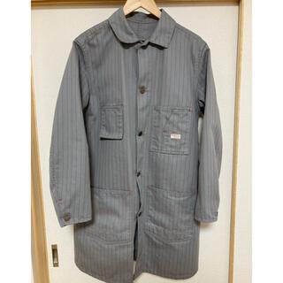 "TCBジーンズ ショップコート "" Tabby's Coat "" size38"