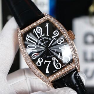 フランクミュラー(FRANCK MULLER)の♧即購入♧♧フランクミュラー!!!♧♧メンズ 腕時計♧♧#39(その他)