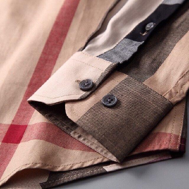 BURBERRY(バーバリー)のバーバリー長袖シャツ メンズのトップス(シャツ)の商品写真