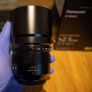 Panasonic - LEICA DG NOCTICRON 42.5mm / F1.2 ASPH.