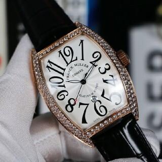 フランクミュラー(FRANCK MULLER)の♧即購入♧♧フランクミュラー!!!♧♧メンズ 腕時計♧♧#40(その他)