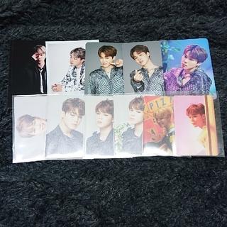 BTS ミニフォトカード