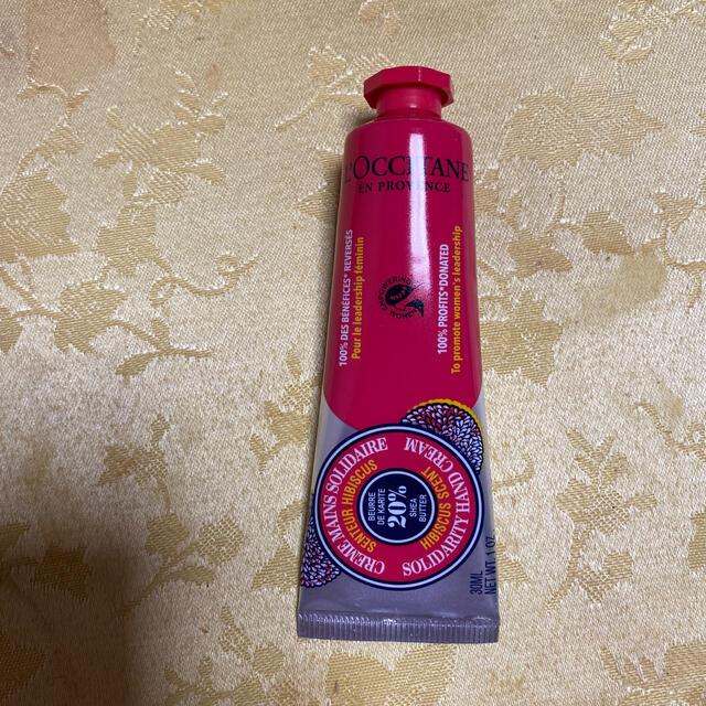 L'OCCITANE(ロクシタン)のロクシタン ウーマンズデー SHハンドクリームH コスメ/美容のボディケア(ハンドクリーム)の商品写真