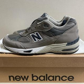 New Balance - 27.5cm UK9 M991ANI 20周年限定モデル 国内未販売