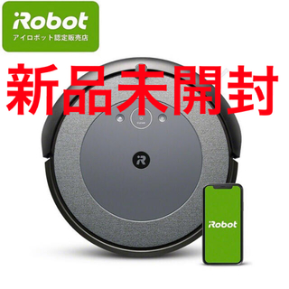 iRobot - 【新品未開封】アイロボット ロボット 掃除機 ルンバ i3 i315060