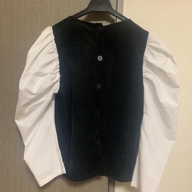 ZARA(ザラ)のzaraトップス レディースのトップス(Tシャツ(長袖/七分))の商品写真