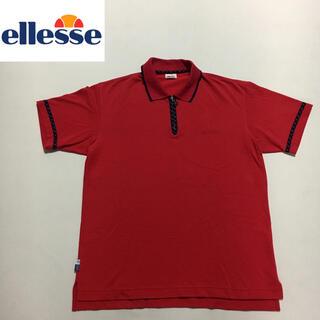 エレッセ(ellesse)のellesse エレッセ◆ACT-DRY ポロシャツ ゴールドウィン製 Lサイズ(ウェア)