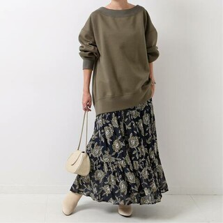 Spick and Span - Spick and Span◆RAYON GGT FLOWER PRINT TI