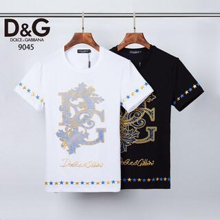 miumiu - 人気 Dolce Gabbana Tシャツ 男女兼用