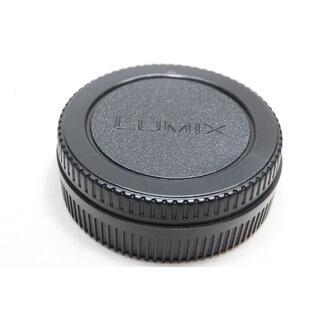 OLYMPUSとPanasonic用ボディキャップ レンズリアキャップセット