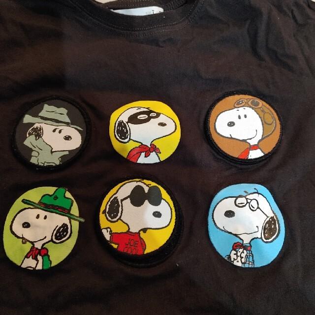 ZARA KIDS(ザラキッズ)のZARA スヌーピーTシャツ キッズ/ベビー/マタニティのキッズ服男の子用(90cm~)(Tシャツ/カットソー)の商品写真