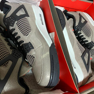 NIKE - 2足売り NIKE AIR JORDAN 4 TAUPE HAZE US12