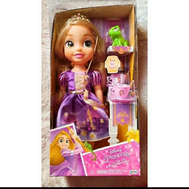 Disney(ディズニー)のトドラードール Disney ラプンツェル💗 エンタメ/ホビーのおもちゃ/ぬいぐるみ(キャラクターグッズ)の商品写真