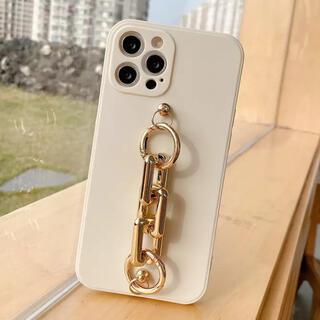 チェーン付きiPhone 12pro ケース