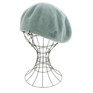 Vivienne Westwood - Vivienne Westwood ハンチング・ベレー帽 レディース