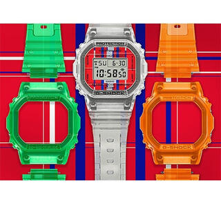 G-SHOCK - G-SHOCK 佐藤可士和コラボモデル / DWE-5600KS-7JR