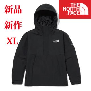 THE NORTH FACE - 新品 新作【海外限定】ノースフェイス ニュー ダルトン アノラック 黒 XL