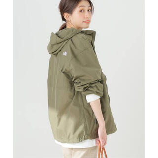 SLOBE IENA 【THE NORTH FACE】Compact ジャケット