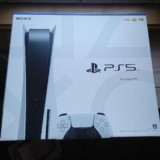 SONY - 3/8入荷分 PS5本体 ディスクドライブ搭載モデル CFI-1000A01