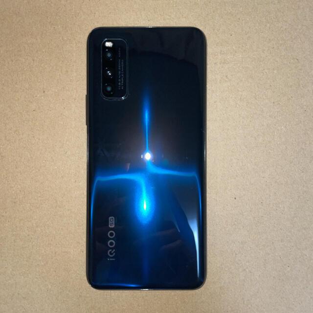 ANDROID(アンドロイド)のvivo iQOO Z1 8GB/256GB スマホ/家電/カメラのスマートフォン/携帯電話(スマートフォン本体)の商品写真