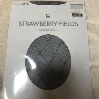 ストロベリーフィールズ(STRAWBERRY-FIELDS)の☆値下げ☆ STRAWBERRY-FIELDS ストッキング (タイツ/ストッキング)