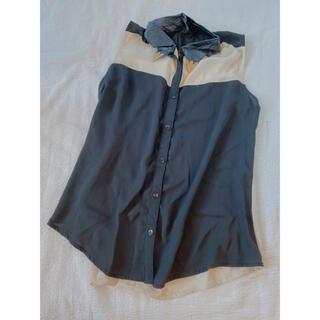 オリーブデオリーブ(OLIVEdesOLIVE)のOLIVE des OLIVE ノースリーブ(シャツ/ブラウス(半袖/袖なし))