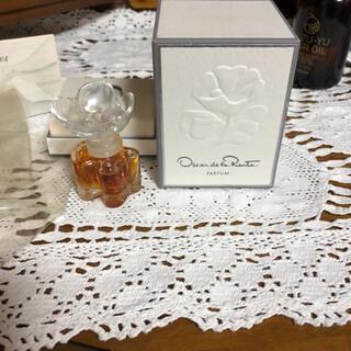オスカーデラレンタ(Oscar de la Renta)のオスカー、デ、ラ、デンタ7.5mスプラッシュ、イン、BOX(香水(女性用))