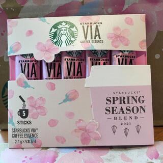 Starbucks Coffee - スターバックス VIA スプリングシーズンブレンド2021