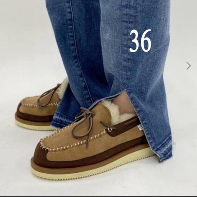 DEUXIEME CLASSE(ドゥーズィエムクラス)のMUSEスイコック レディースの靴/シューズ(スリッポン/モカシン)の商品写真