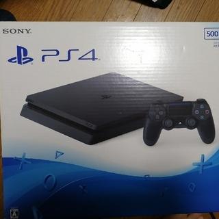 PlayStation4 - ps4 本体 CUH-2000AB01 ブラック 500GB