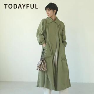 TODAYFUL - 【タグ付き】トゥデイフル タックオーバーコート