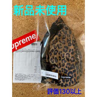 Supreme - 新品 Supreme Sling Bag レオパード Box Bandana