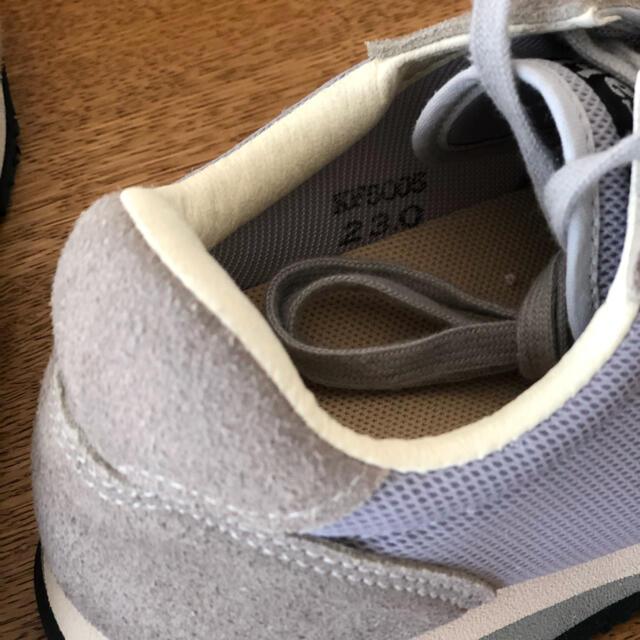 New Balance(ニューバランス)のASAHI TRAINER  GRAY スニーカー グレー 23cm レディースの靴/シューズ(スニーカー)の商品写真