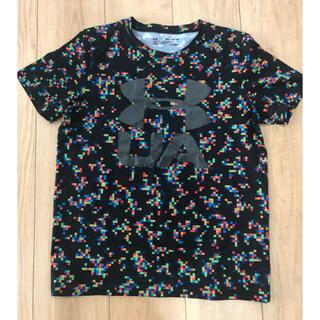 UNDER ARMOUR - アンダーアーマー YXL Tシャツ ブラック