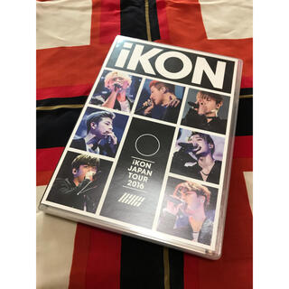 iKON - 【送料無料】iKON『JAPAN TOUR 2016』Blu-ray