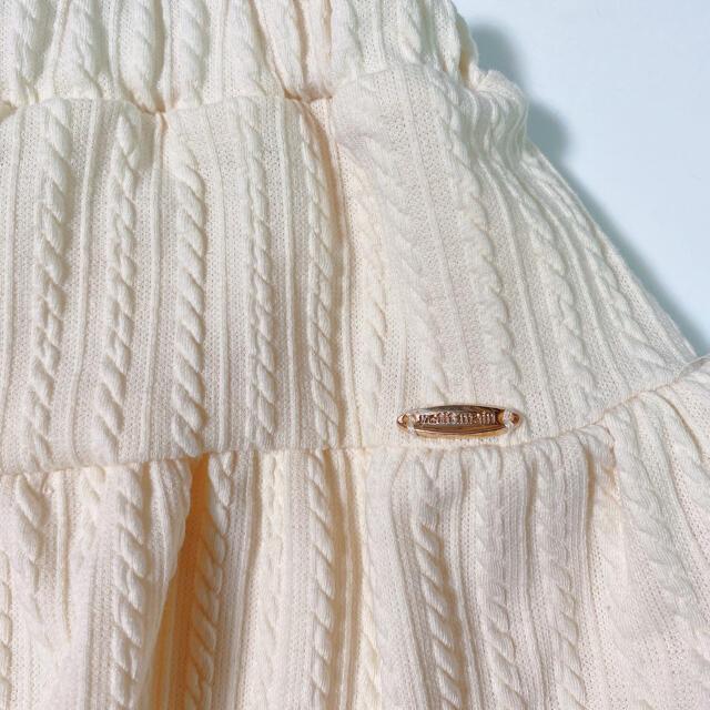 petit main(プティマイン)のバルーンスカート スカパン プティマイン 80 キッズ/ベビー/マタニティのベビー服(~85cm)(スカート)の商品写真
