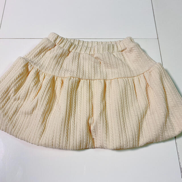 petit main(プティマイン)のバルーンスカート バルーンスカパン プティマイン 90 キッズ/ベビー/マタニティのキッズ服女の子用(90cm~)(スカート)の商品写真