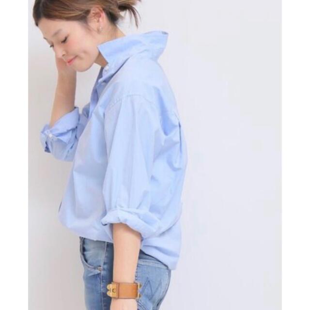 DEUXIEME CLASSE(ドゥーズィエムクラス)の超美品 ドゥーズィエムクラス シャツ レディースのトップス(シャツ/ブラウス(長袖/七分))の商品写真