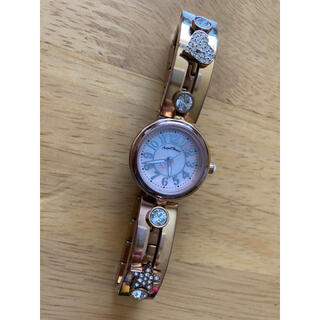 エンジェルハート(Angel Heart)のエンジェルハート*Angel Heart 腕時計 ピンクゴールド(腕時計)