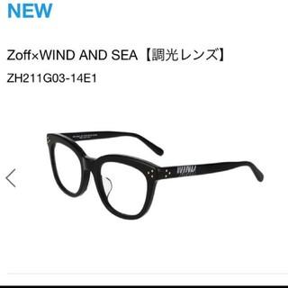 Zoff - ZOFF × WIND AND SEA メガネ サングラス