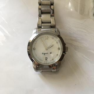 agnes b. - 美品 送込 アニエス・べー  腕時計