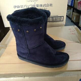 ジーユー(GU)の21センチブーツ(ブーツ)
