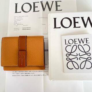 LOEWE - 新品未使用 LOEWE 銀座本店 三つ折り 財布